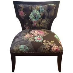 Stylish Designer Guild Fabric Slipper Chair
