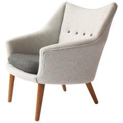 Kurt Ostervig Lounge Chair, Denmark, 1958