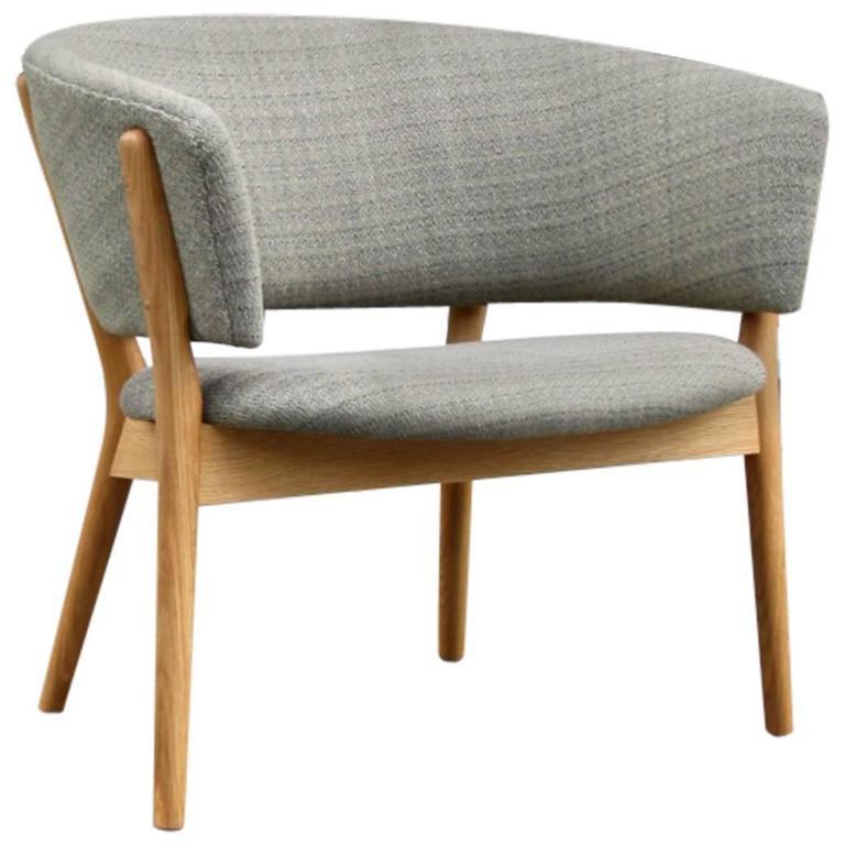 Nanna Ditzel ND83 Armchair in Oak