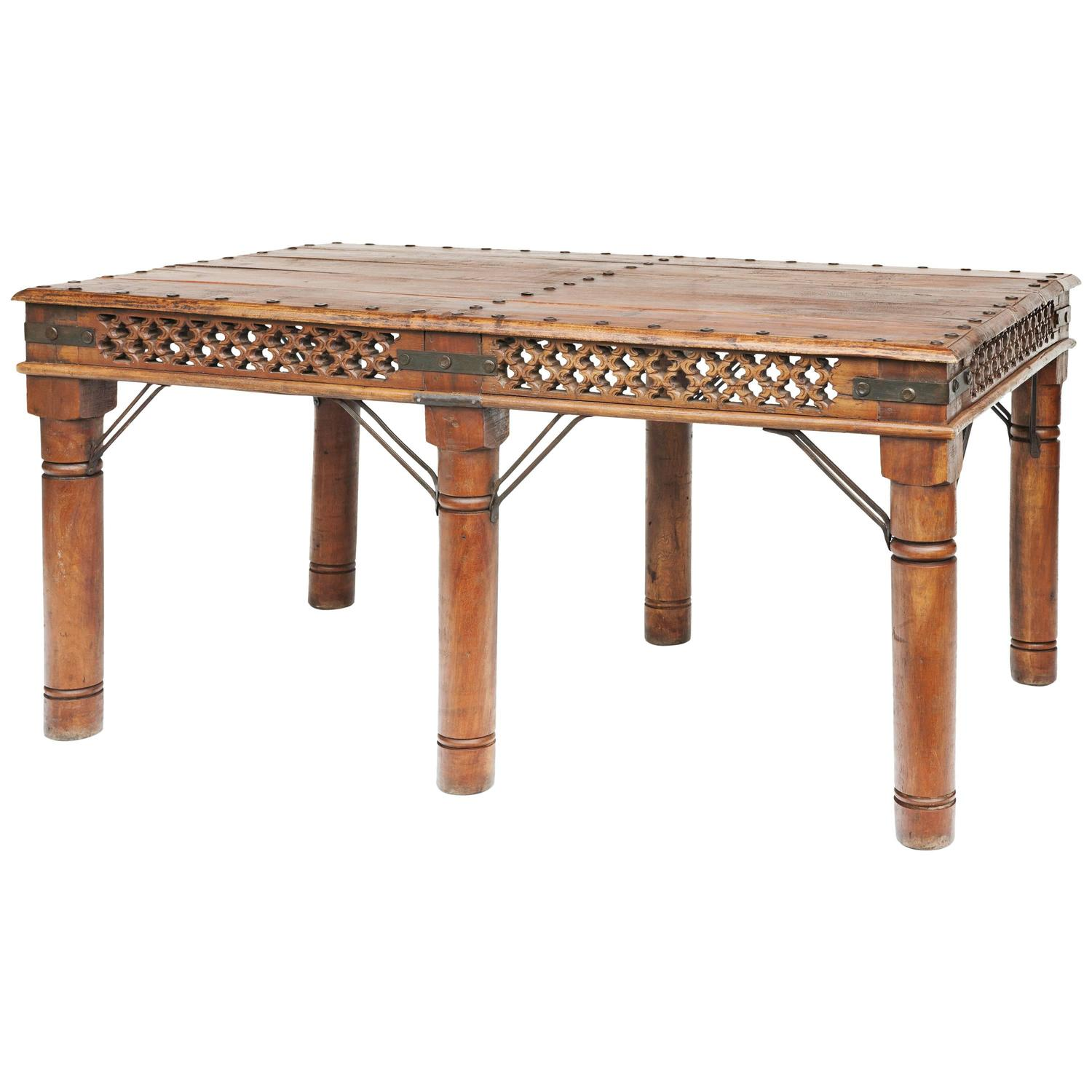 Console Table India 19th Century For Sale At 1stdibs