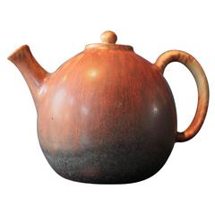 Ceramic Tea Pot by Carl Harry Stalhane for Rörstrand
