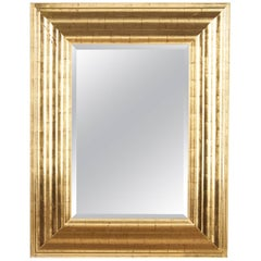 1970s French Gilded Mirror
