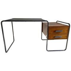 Rare and Important Marcel Breuer Bauhaus Desk for Thonet, 1930s