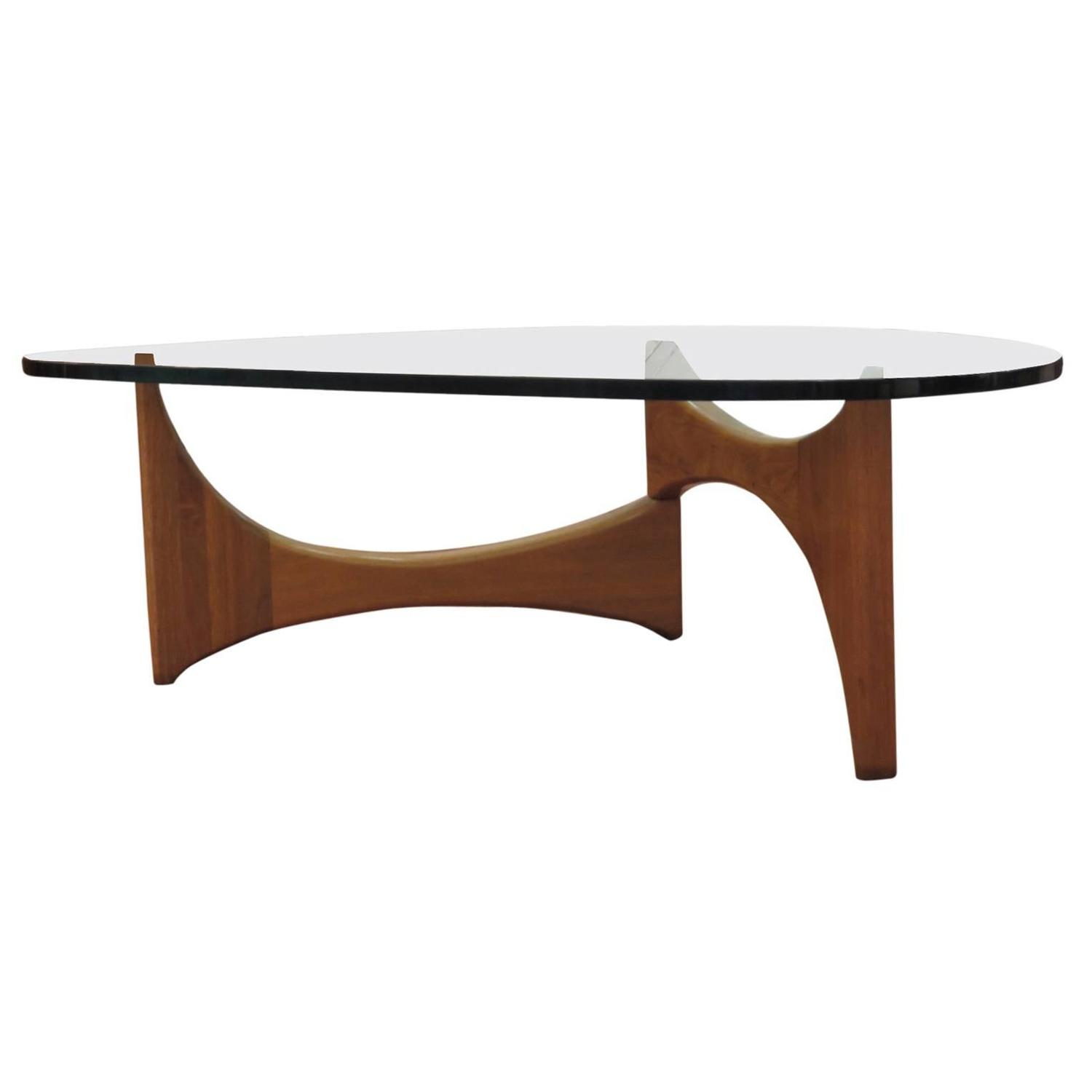 Lane Pearsall Coffee Table: Coffee Table Designed By Adrian Pearsall For Sale At 1stdibs