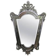 Venetian Mirror from the 1930s
