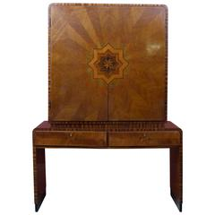 Paul Mccobb Secretary Or Cabinet For Sale At 1stdibs