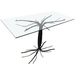 Iron Branch or Twig Shaped Table