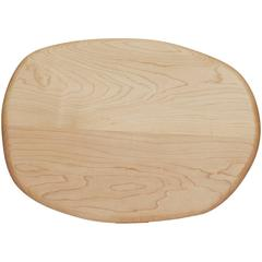 Medium Oval Maple Cutting Board