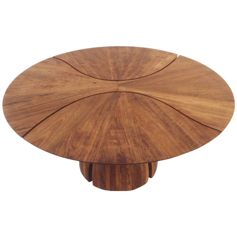 """Lily Pad I"" Dining Table, Designed 1980 1"