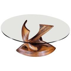 """""""Pas De Deux I"""" Dining Table, Designed 1971"""