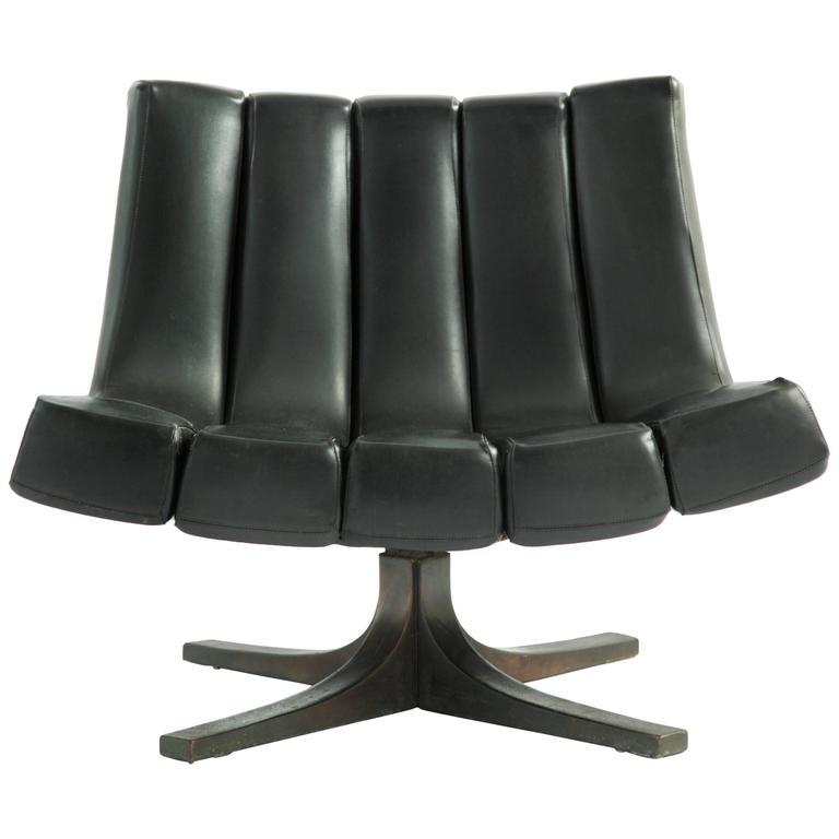 Javier Carvajal Lounge Chair
