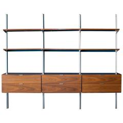 George Nelson Herman Miller CSS Wall Unit