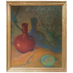 Still Life Impressionist Painting by Laura Mills