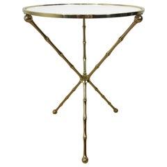 Maison Baguès Bamboo Motif Table