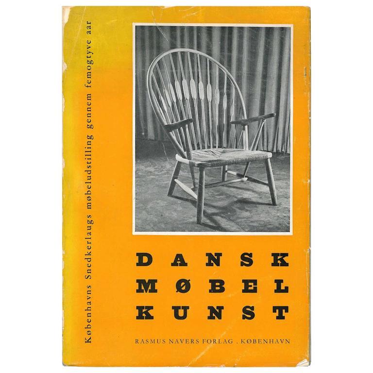Dansk mobel kunst danish furniture design 39 book 39 at 1stdibs for Mobel design sale