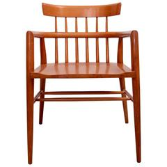 "Solid Maple ""Planner Group"" Paul McCobb Armchair for Winchendon"