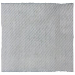 Oversize Square Cotton Dhurrie