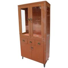 United Metal Fabricators Industrial Medical Cabinet
