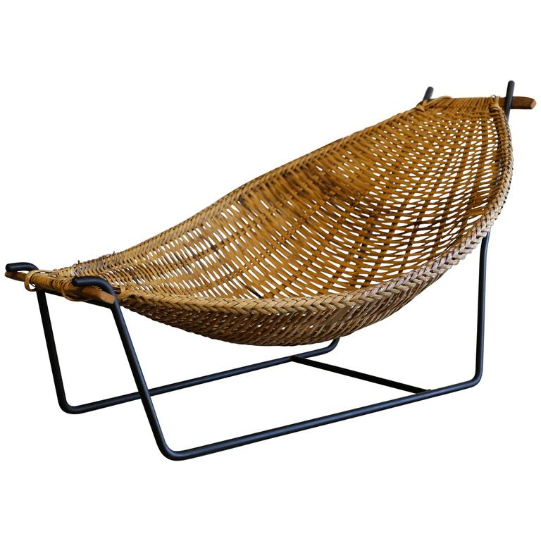 """Duyan"" Lounge Chair by John Risley"