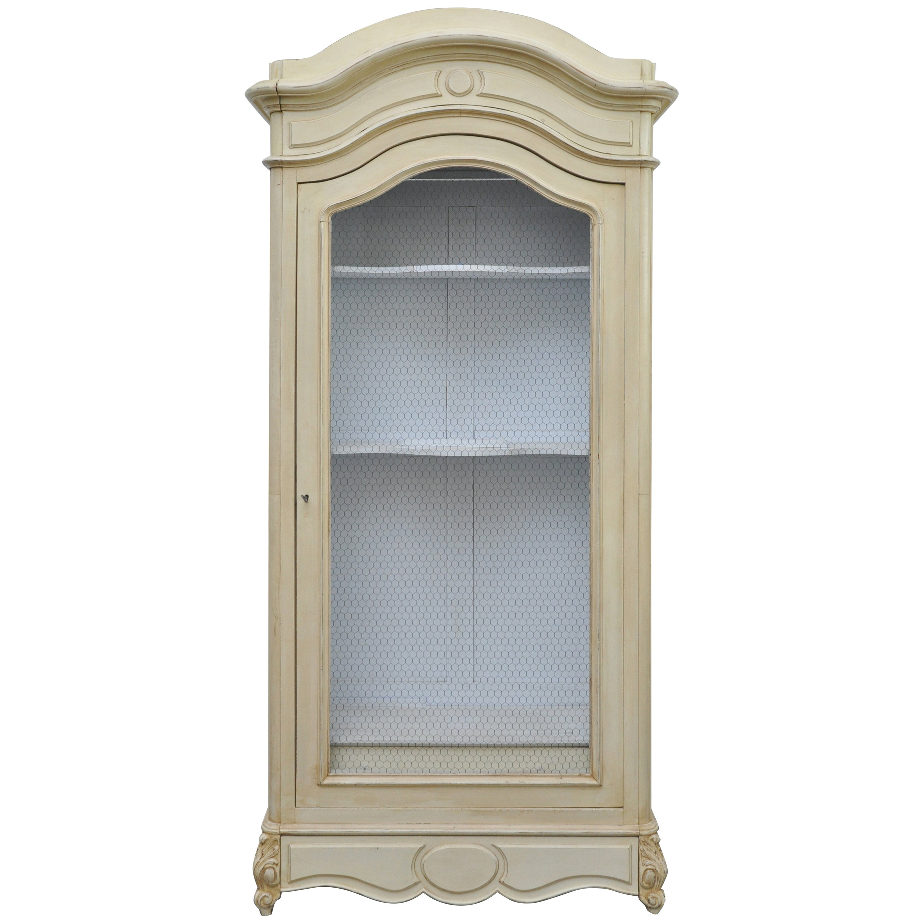 19th Century French Neoclassical Cabinet For Sale at 1stdibs