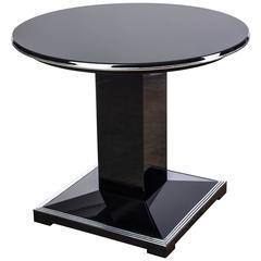 Gorgeous Art Deco Side Table