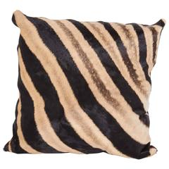 Pillow, Zebra, Offered by Area ID