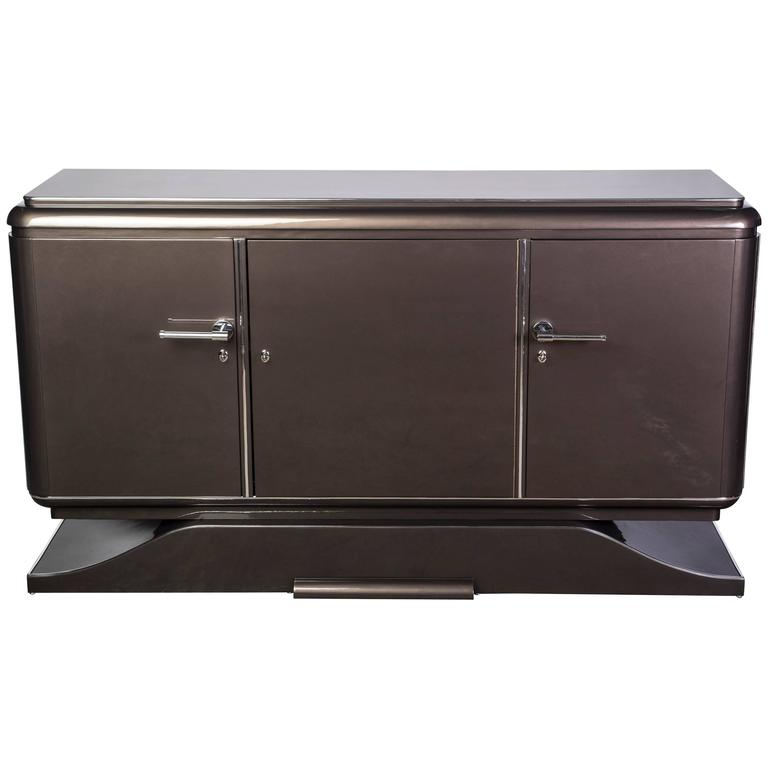 Superb Extra Large Art Deco Sideboard or Buffet
