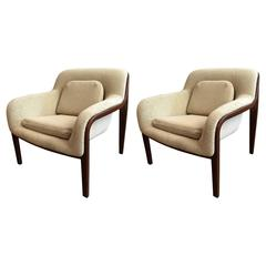 Pair of Knoll 1960s Lounge Chairs