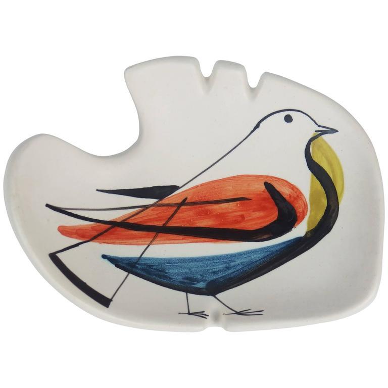 Ceramic Vide-Poche by Roger Capron
