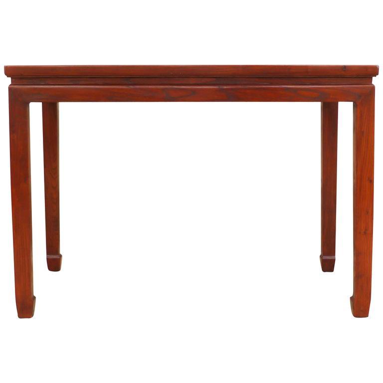 Elmwood Console Table / Desk