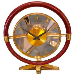 Hermes Steering Wheel Clock