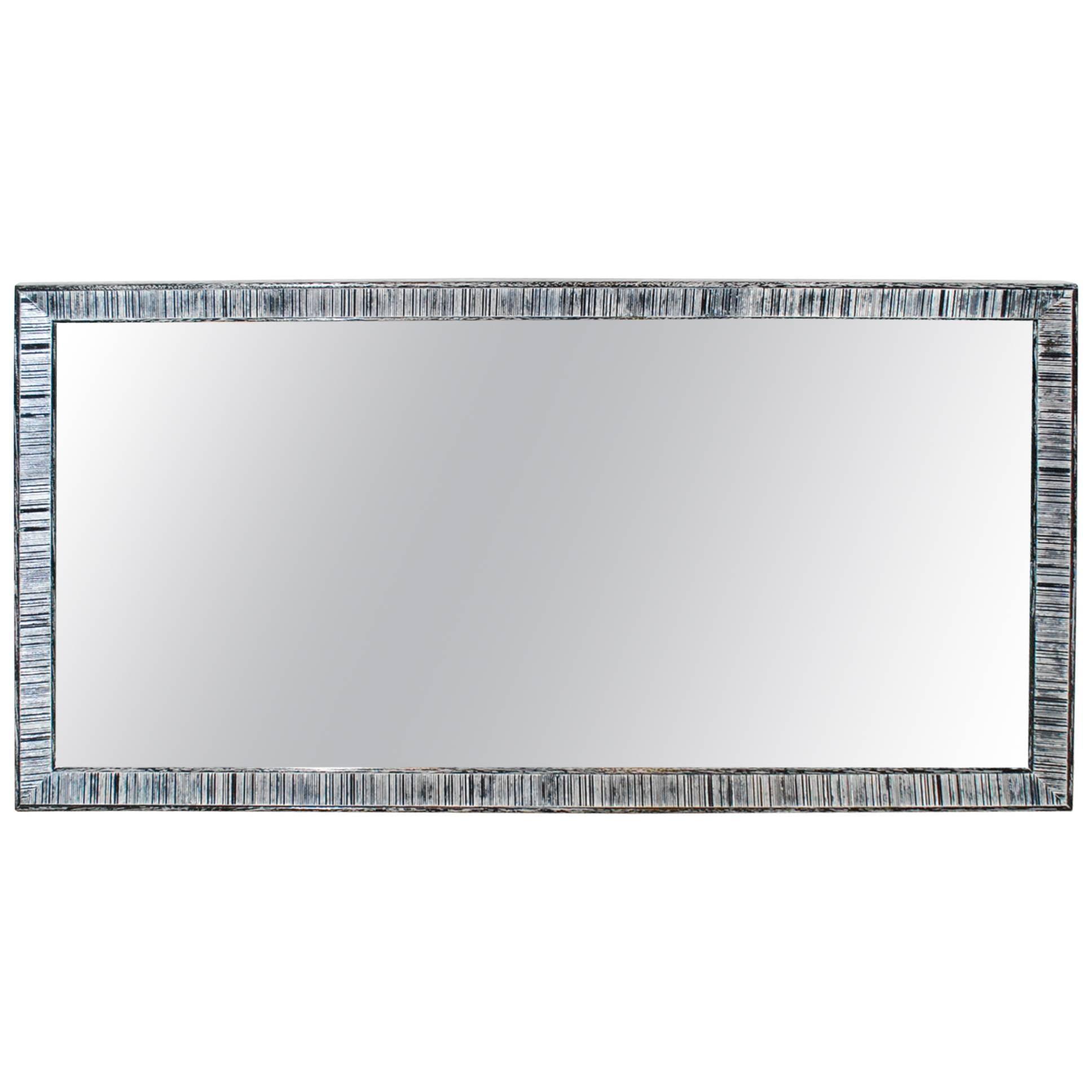Paul Frankl for Brown Saltman Cerused Mirror