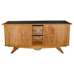 1940s French Cerused Credenza