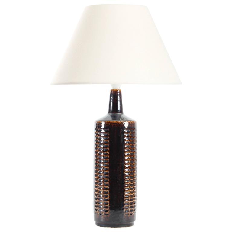 Scandinavian Ceramic Table Lamp