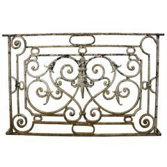 19th Century French Balcony