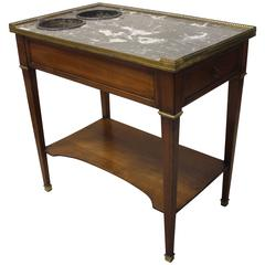 Beautiful 19th Century French Side Table