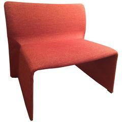 2 Glove Armchairs by Patricia Urquiola, Molteni & Co., made in Italy, Fabric