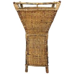 1930s Bamboo Umbrella/Cane Stand