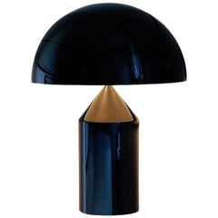 Atollo Model 239 Table Lamp by Vico Magistretti for Oluce