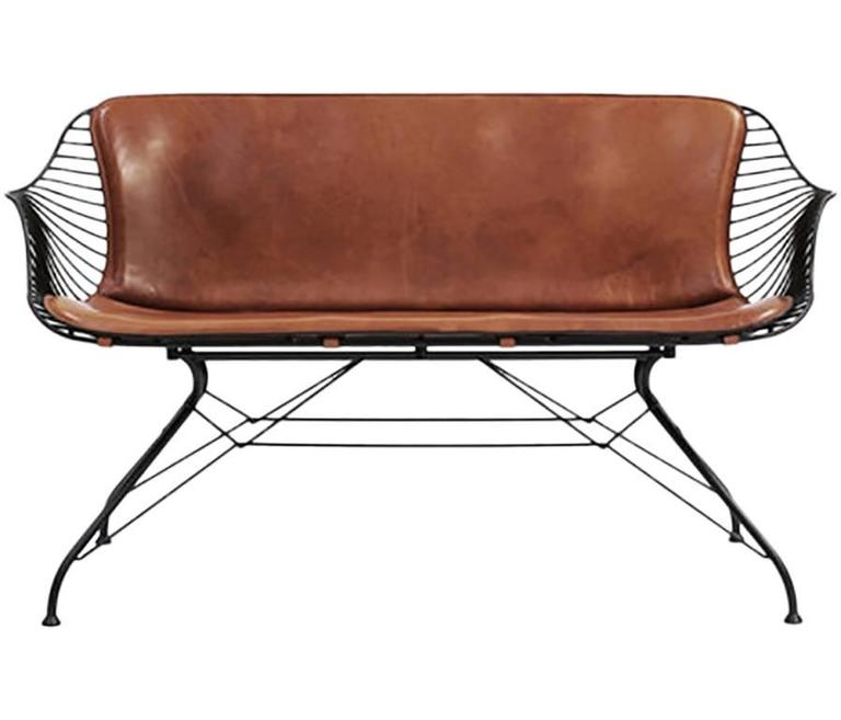 Wire Lounge Sofa For Sale