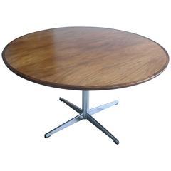 Vintage Danish Modern Rosewood Coffee Table