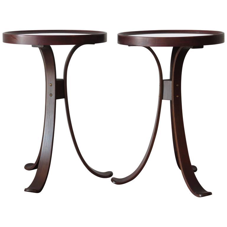 Pair of Dunbar Constellation Tables
