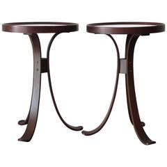 Pair of Dunbar Constellation Tables