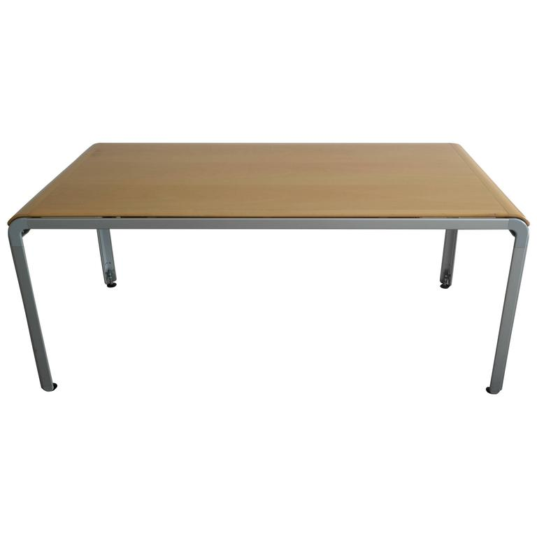 beechwood dining table arne jacobsen beechwood dining table for at 1stdibs 1564