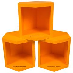Veuve Clicquot Promotional Display Box