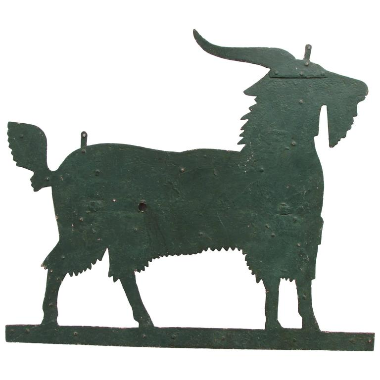 Goat Trade Sign