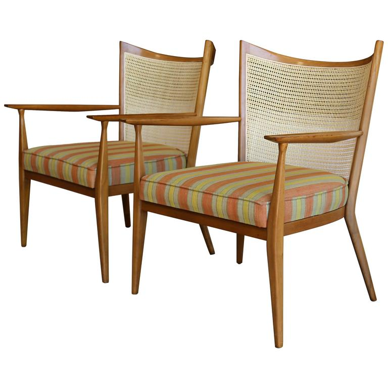 Pair of Lounge Chairs by Paul McCobb = MOVING SALE!!!!!!
