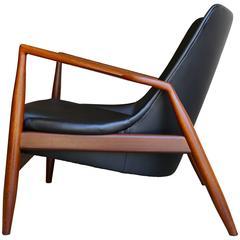 """""""Seal"""" Chair by Ib Kofod Larsen"""