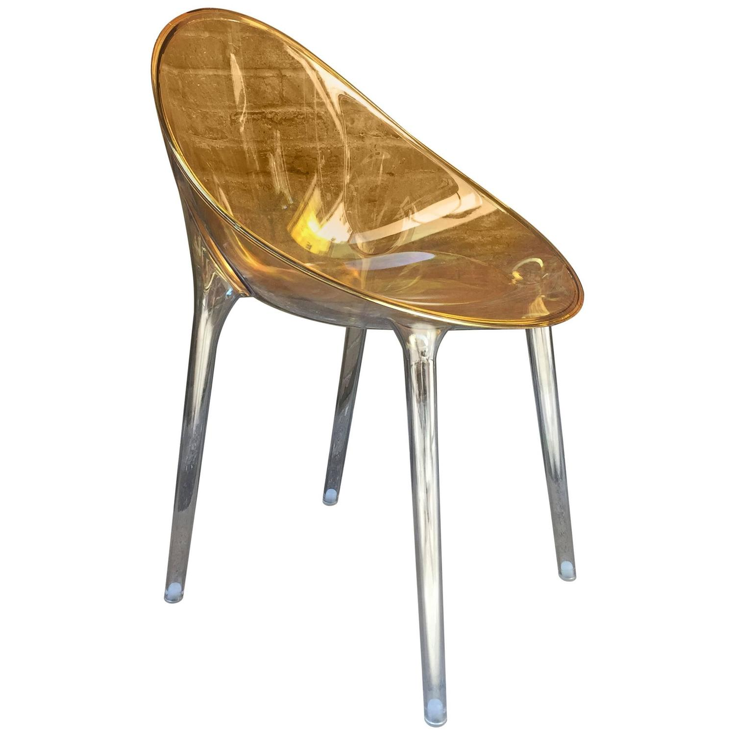 Philippe Starck Kartell Mr Impossible Chair For Sale At