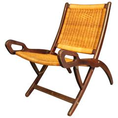 Gio Ponti for Brevetti Reguitti Ninfea Folding Chair